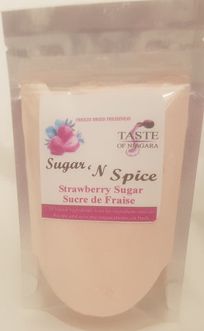 Strawberry Sugar