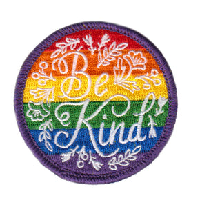 Be Kind Patch - Limited Edition (VIII)
