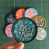 Be Kind Patch - Limited Edition (VII)