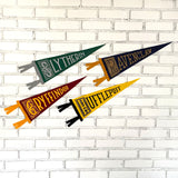 Slytherin Harry Potter Pennant