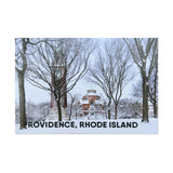 Brown University Providence Postcard