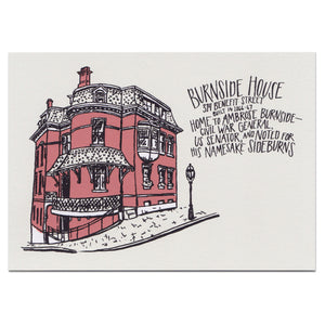 Burnside House Print