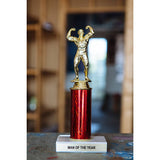 Man of the Year Trophy