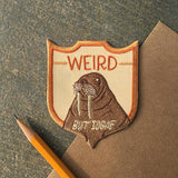 "Walrus ""Weird But IDGAF"" Patch"