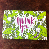 Thank You! Postcard