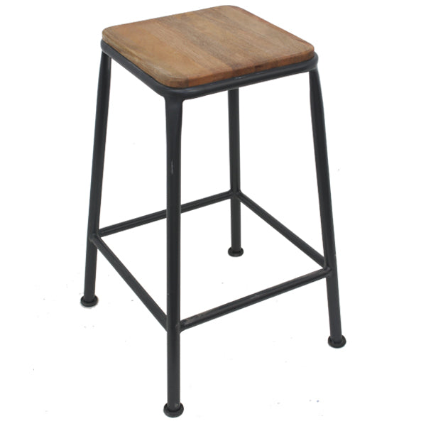 Metropolitan's Classic Bar/Kitchen Black Stool