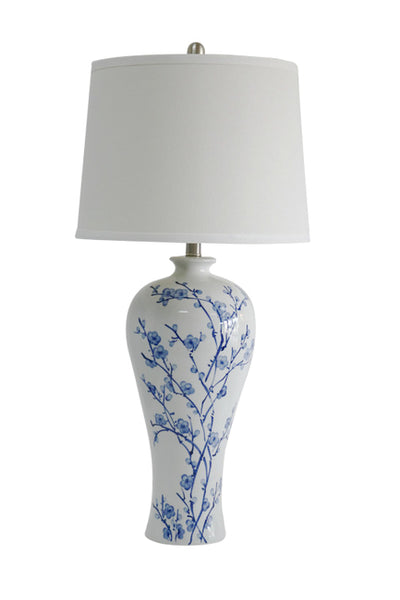 M.C.F's Provincial Table Lamp