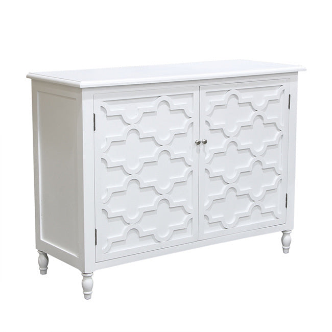 White Daintree Two Door Sideboard