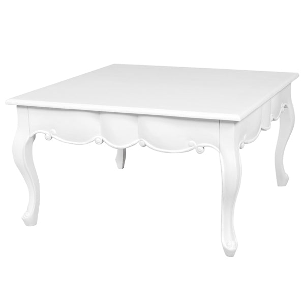 White Princess Coffee Table