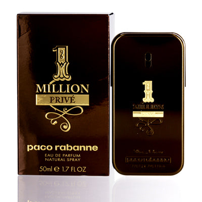 1 MILLION PRIVE MEN/PACO RABANNE EDP SPRAY 1.7 OZ