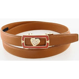 Bpstar 1LW11 Heart Buckle Belt - 79,865 elia9