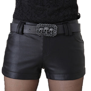 Zerlos 369 Zipper Fly Shorts - 79,875 elia7