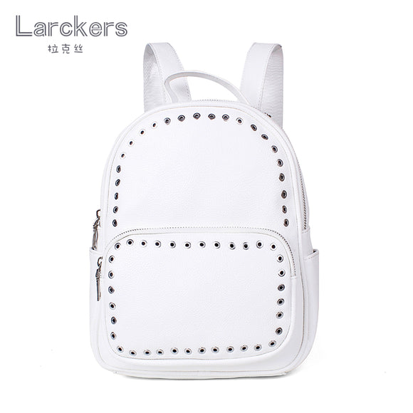 Format 3- Larckers Shoulder Strap  Travel Backpack