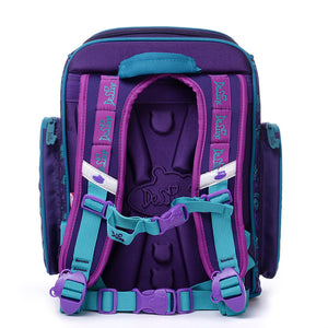 Delune A007 Waterproof Orthopedic Backpack - eliaformat4