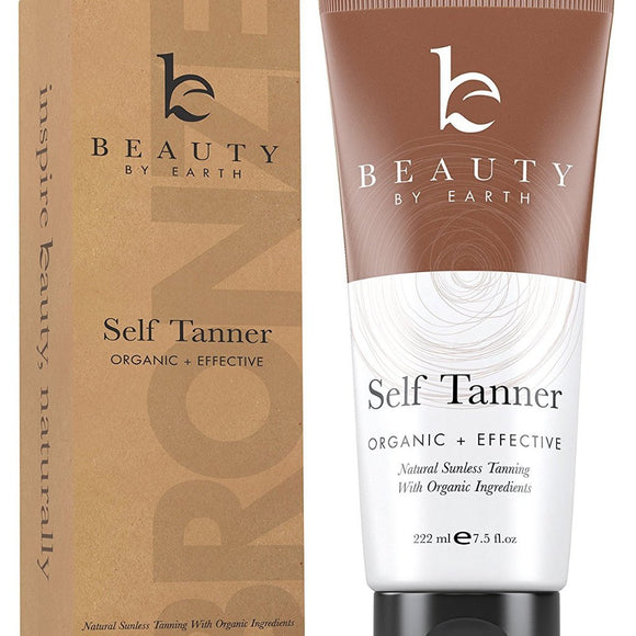Beauty By Earth Sunless Tanning Lotion 7.5 oz - arletteformat44