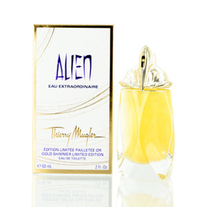 ALIEN EAU EXTRAORDINAIRE/THIERRY MUGLER EDT SPRAY LIMITED EDITION 2.0 OZ