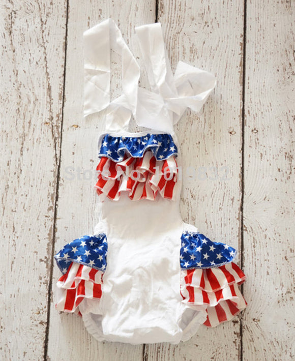 The total variations exceeded the shopify variation limit 100. The item will be splitted into multiplesAmerican Patriotic Day Bodysuit,Newborn Baby 1st 4th Of July Outfit,Baby Bubble Sunnysuit,Baby Clothing