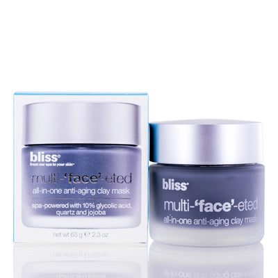BLISS/MULTI-'FACE'-ETED ALL-IN-ONE ANTI-AGING CLAY MASK 2.3 OZ