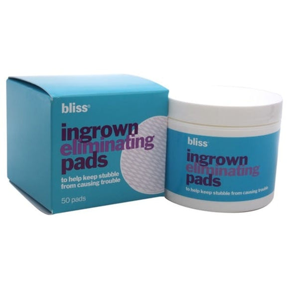 format30-  Bliss Ingrown Eliminating Pads (50 Pads)