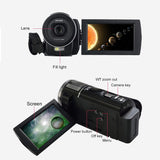 Ordro 940 3.0Inch Digital Camera Video Camcorder