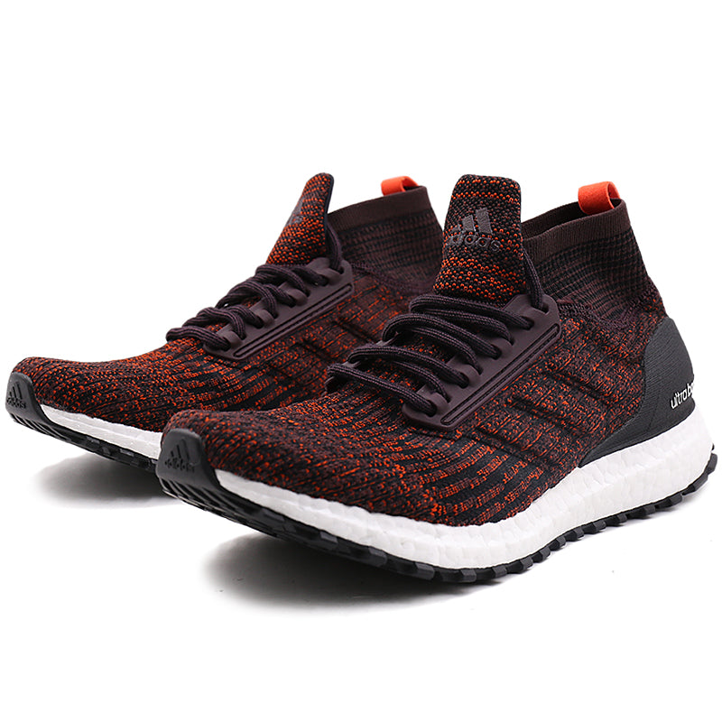 super popular 718c4 3620d New Arrival Authentic Adidas Ultra Boost ATR Mid Men's Breathable Running  Shoes Sports Sneakers Outdoor Walking Athletic