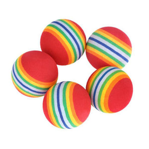 MUQGEW Foam Sponge golf balls (10Pcs)