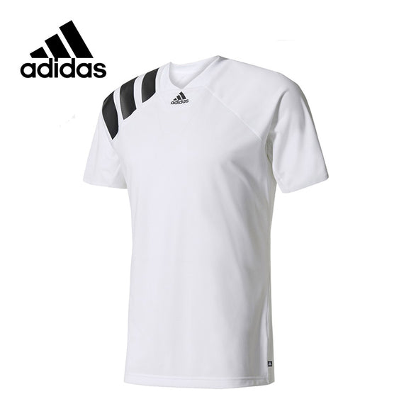 New Arrival 2017 Official Adidas Tanis Jsy Men's T-shirts short sleeve Sportswear