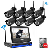 1080P CCTV Security Camera System