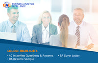 BUSINESS ANALYSIS JOB INTERVIEW PREPARATION PROGRAM