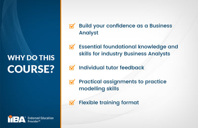 BAE STAGE 1 BUSINESS ANALYSIS PRACTITIONER COURSE - EARN 24 PD Hours/CDUs