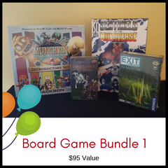 Board Game Bundle 1