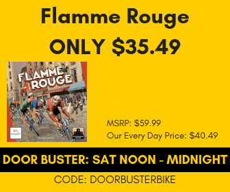 Sat Noon - Midnight Flamme Rouge Only $35.49