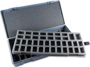 Chessex Large Figure Storage Box (80 capacity)
