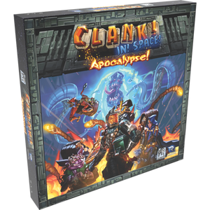 Clank!: In! Space! Apocalypse!