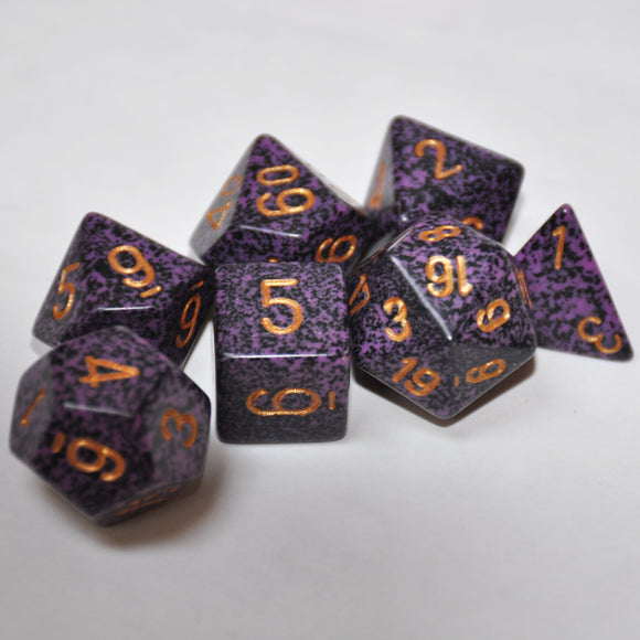 Koplow Games Elemental Hurricane Polyhedral Die Set