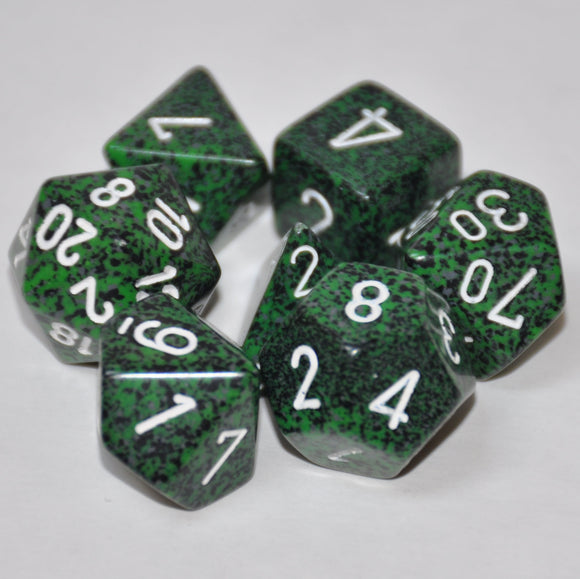 Koplow Games Elemental Recon Polyhedral Die Set