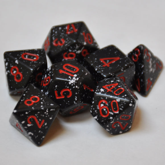Koplow Games Elemental Space Polyhedral Die Set