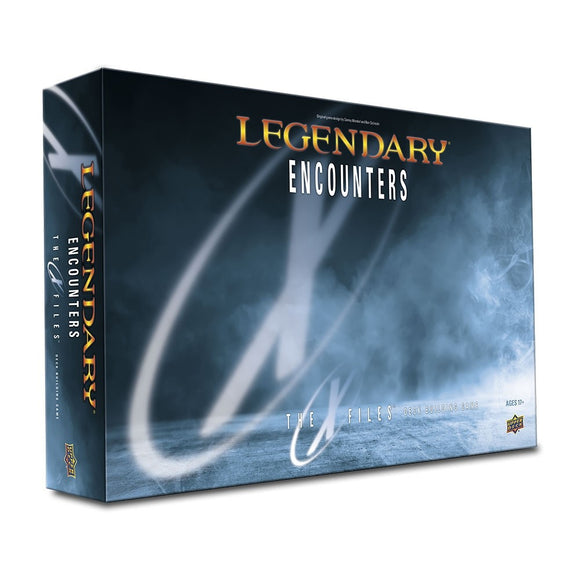 Legendary Encournters: The X-Files Deck Building Game