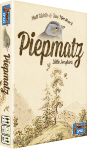 Piepmatz - Little Songbirds