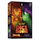 Dice Throne: Season 1 Rerolled - Box 3 - Pyromancer vs Shadow Thief