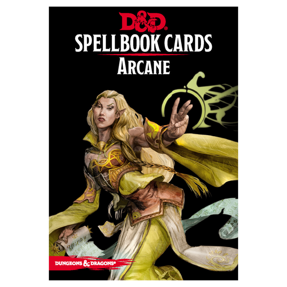 Spellbook Cards: Arcane Deck