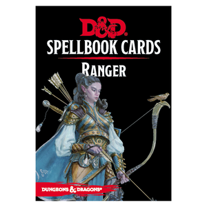 Spellbook Cards: Ranger Deck