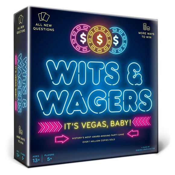 Wits & Wagers: Vegas (Standalone)