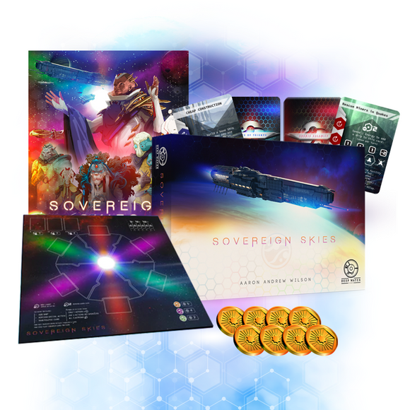 Sovereign Skies Deluxe Edition