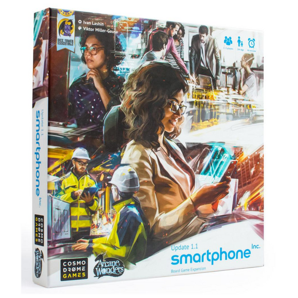 Smartphone Inc: Update 1.1 Expansion
