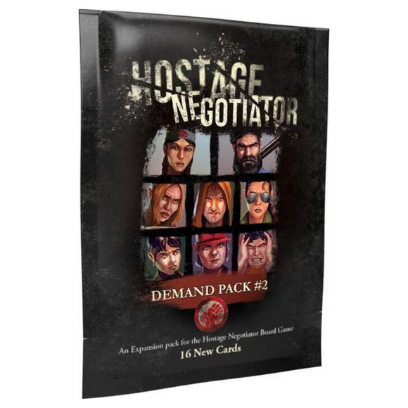 Hostage Negotiator: Demand Pack 2