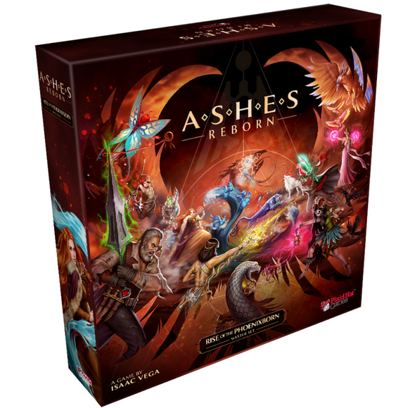 Ashes: Reborn - Rise of the Phoenixborn Master Set