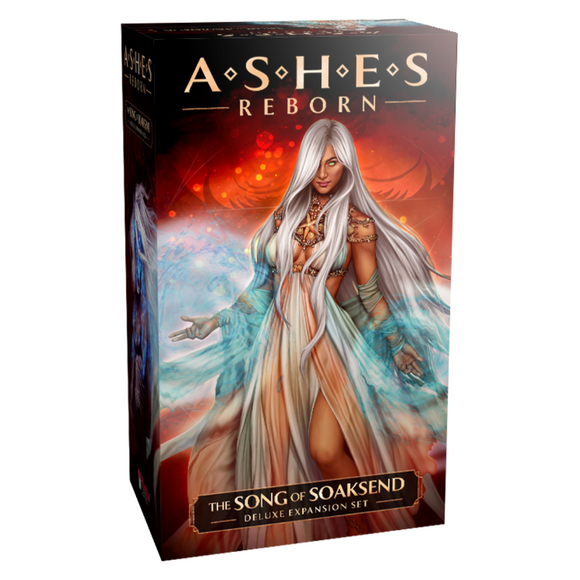 Ashes: Reborn - The Song of Soaksend Deluxe Expansion Set
