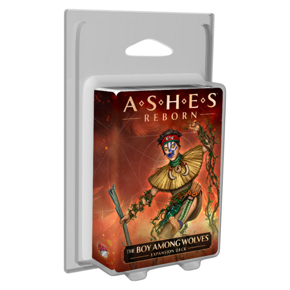 Ashes: Reborn - The Boy Among Wolves Expansion