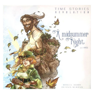 Time Stories: Revolution - A Midsummer's Night